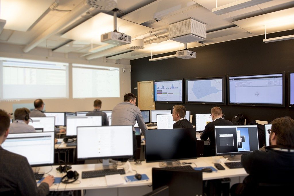Air Navigation Services Finland Oy (ANS Finland) cybersecurity exercise in 2018