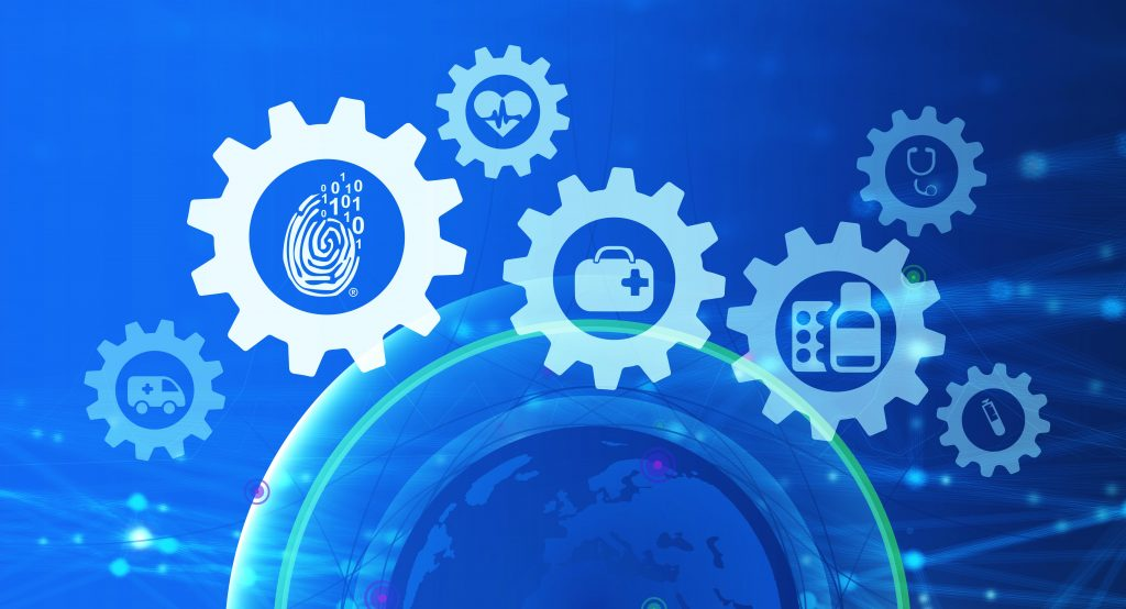 Development of cyber security in healthcare sector improves patient security