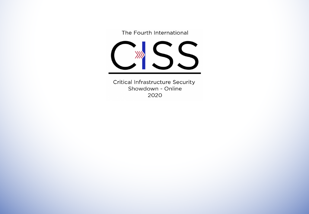 CISS2020-OL: Attacking the Secure Water Treatment testbed